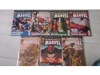 Marvel Civil War #78-#84