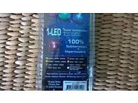 Aqua LED lights - White - 10 pack - 100% submersible - Brand New