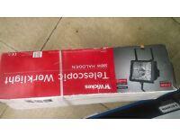 Wicked still boxed nver been used 500 watt worklight