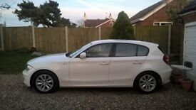 REDUCED ... BMW 118 DIESEL AUTOMATIC 79,111miles 5 door ES - 2011 - Lovely Car ...
