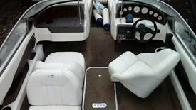 Regal 18ft speedboat only 70 hrs off use