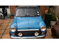 Mini Mayfair 1991 H reg