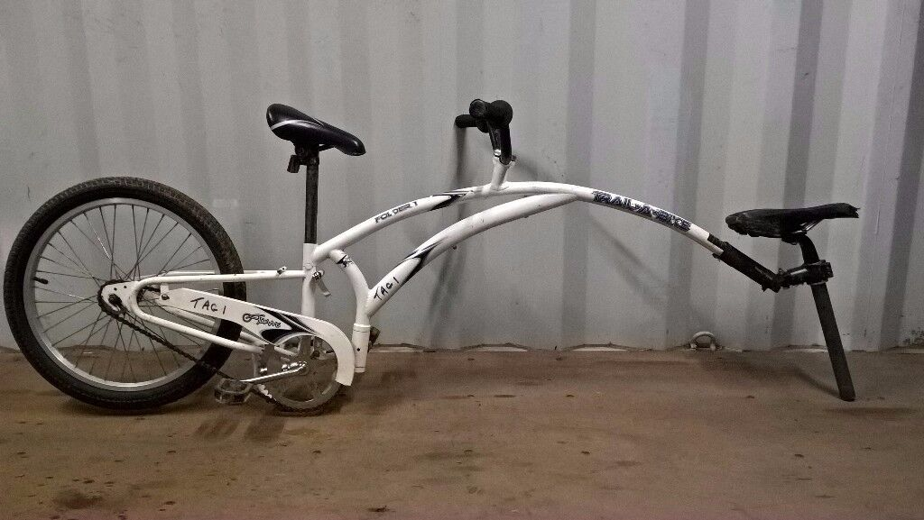 Trailer Bike / Tag-Along