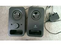 Logitech PC Laptop Compact Speakers