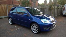 Ford Fiesta ST 2.0 Blue 66,000 FSH