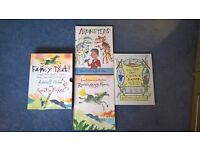 3 Boxed Set of Books by Russell Hoban and Quentin Blake