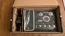 Guitar multi effects Zoom G2.1U - Full working, great condition + PSU