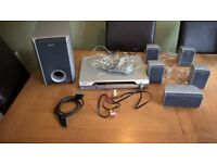 Sony TV Surround Sound System 6 x Speakers £50