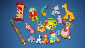 Fisher-Price & VTech baby and toddler electronic toys - all in working order