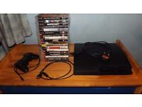 Sell or Swap: 320GB Playstation 3 Slim - for cash or Monitor