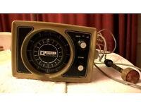 For sale Seafarer 3 depth sounder (echo sounder) and transducer