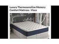 Brand new still in the wrapper kingsize memory top mattress