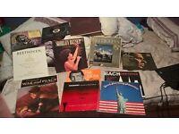 Vinyl Job lot - various artists