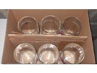 Set of 6 Ossett Brewery Pint Glasses