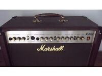 Marshall AS50R Acoustic Amplifier, Alesis Multimix 6FX, Microphone & stand & Music stand