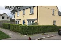 4 bedded house, immaculate condition in St Columb Major, between Newquay and Wadebridge