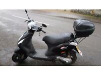 2009 Piaggio Zip 50cc - Very Good Condition, New Silencer/Exhaust, New Mirrors