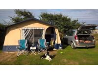 Conway Challenger folding camper
