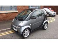 2004 Smart City 0.7 SilverPulse 2dr Coupe, £1,800