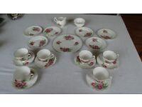 Dorchester Finest Bone China Tea Set