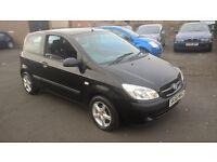 2006 56 reg hyundai getz ideal first car cheap to run and insure px welcome