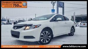 2013 Honda Civic EX *TOIT OUVRANT,CAMÉRA,SIÈGES CHAUFFANTS*