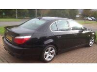 2009 (59) BMW 520D 177 SE Business Edition LCI Model, BMW Dealership Service History