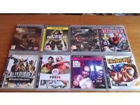 8 PS3 games for £15