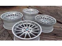 """18"""" Style 32 Wheels ( 5x120 Rims Alloys BMW e36 e46 e60 e90 Alpina BBS OZ )"""
