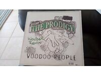 The Prodigy Voodoo People. Out of space