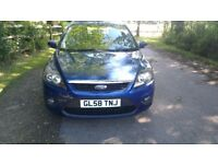 Ford Focus 2009 1.6 Zetec Facelift