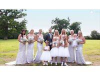 Adult bridesmaid dresses