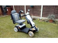 KYMCO MIDI FORU 4/8 MPH 2014 MOBILITY SCOOTER ROAD LEGAL CLASS 3 LOVELY CONDITION BARGAIN GOOD BATTS