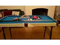 Children's Pool Table-Good Condition