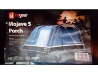 Hi gear mojove5 porch for tent