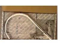 Bristan chrome mixer tap