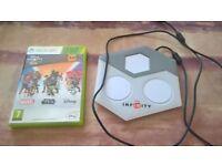 Xbox 360 Disney infinity.