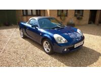Toyota MR2 Roadster – Convertible, Low Mileage, Facelift Model 2003 (03)