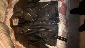 akas biker leather