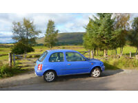 Nissan Micra 2001 - 7months MOT - reliable runaround