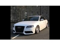 Audi A4 sline black edition airlift