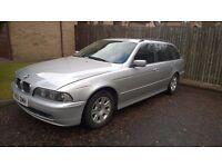 BMW E39 520I Touring/ Estate for sale or swap for E36