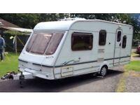 5 Berth Caravan Swift Islay