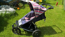 Mountain Buggy Pushchair