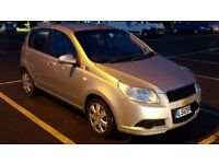 Chevrolet Aveo 1.2 LS 2009 model, low mileage, great condition. Ideal first car!