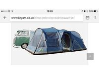Khyam 5000 Driveaway XC Tent