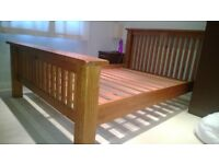 Wooden bed fro sale (Tolouse style)