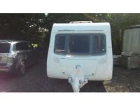 Swift oakmere gt 4 Berth Caravan 2008
