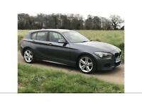 BMW 118D M SPORT 5DR