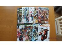 New 52 Justice League comic collection